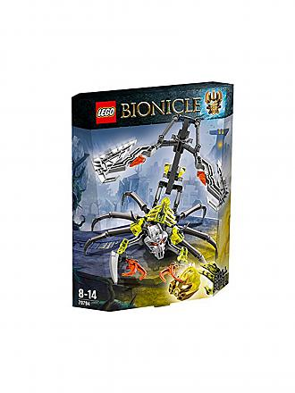"LEGO | Totenkopf-Skorpion ""Bionicle"" 