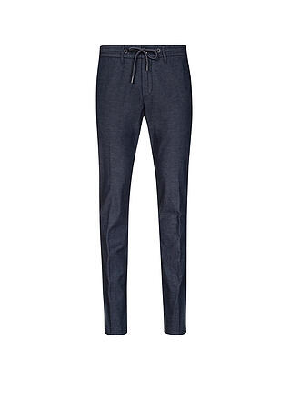 MARC O'POLO | Chino Tapered-Fit | blau
