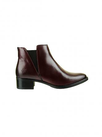 MARC O'POLO | Schuhe - Chelsea Boots | rot
