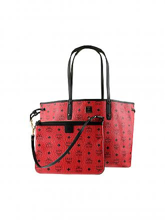 "MCM | Ledertasche ""Shopper Project Visetos M"" 