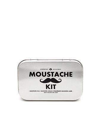 MENS SOCIETY | Moustache-Kit | schwarz