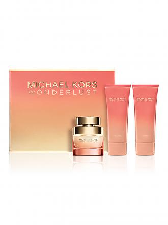 MICHAEL KORS | Duftset - Wonderlust Eau de Parfum Spray 50ml/Body Lotion 100ml/Body Wash 100ml | transparent