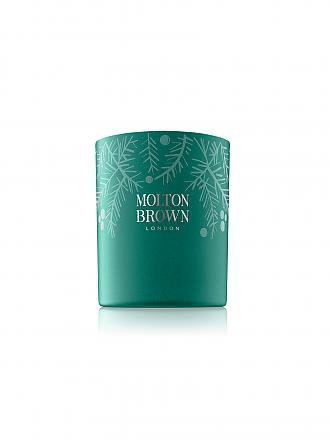 MOLTON BROWN | Berries & Lapp Pine Candle | transparent