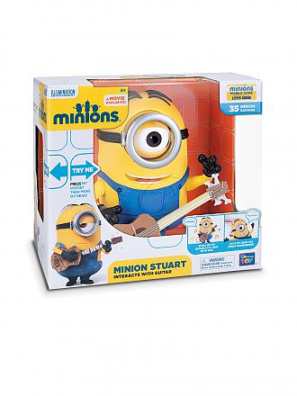 "MONDO THINKWAY TOYS | Talking Minion ""Stuart"" 