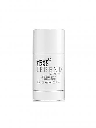 MONT BLANC | Legend Spirit Deo Stick 75ml | transparent