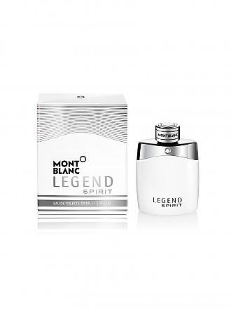 MONT BLANC | Legend Spirit Eau de Toilette 100ml | transparent