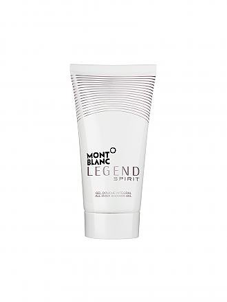 MONT BLANC | Legend Spirit Shower Gel 150ml | transparent