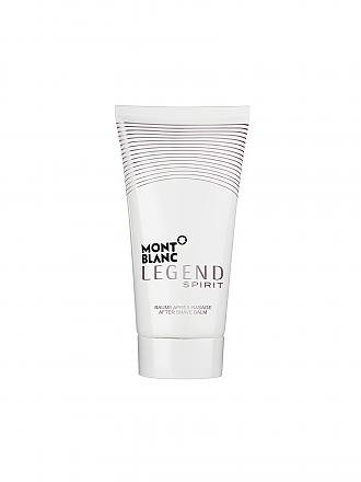 MONT BLANC | Legend Spiriti After Shave Balm 150ml | transparent