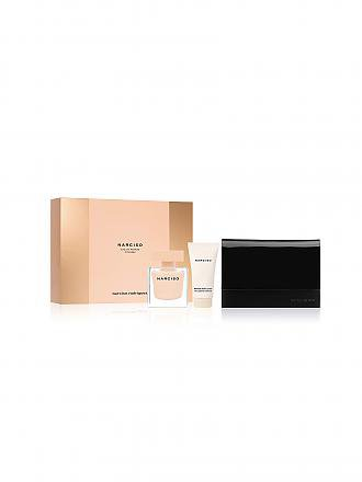 NARCISO RODRIGUEZ | Duftset - Narciso Poudree Eau de Parfum Spray 50ml/Body Lotion 50ml/Pouch | transparent