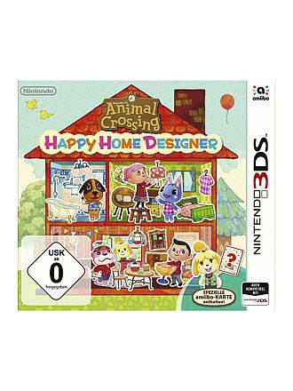 NINTENDO 3DS | Animal Crossing - Happy Home Designer | transparent