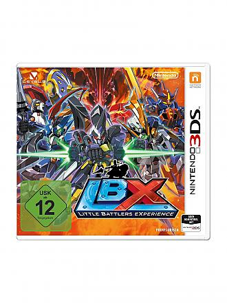 NINTENDO 3DS | Little Battlers Experience | transparent