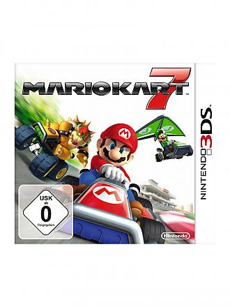 NINTENDO 3DS | Mario Kart 7 | transparent