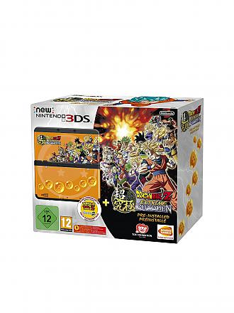 "NINTENDO 3DS | NEW 3DS Konsole ""Black Dragonball Pack"" 
