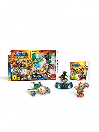 NINTENDO 3DS | Skylanders Superchargers - Racing Starter Pack | transparent