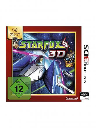 "NINTENDO 3DS | Star Fox 64 ""3D Selects"" 