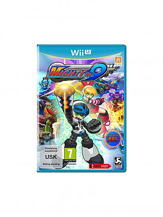 NINTENDO WII U | Mighty No.9 Ray Edition | transparent