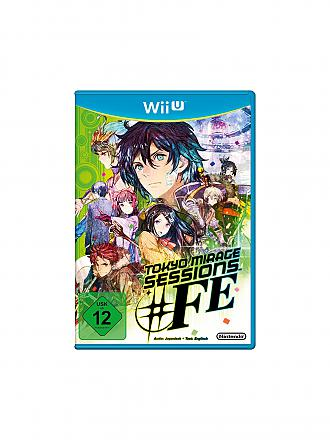 NINTENDO WII U | Tokyo Mirage Sessions | transparent