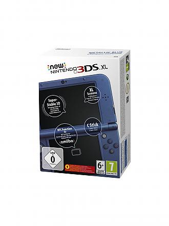 Nintendo 3DS | New 3DS XL Konsole | transparent