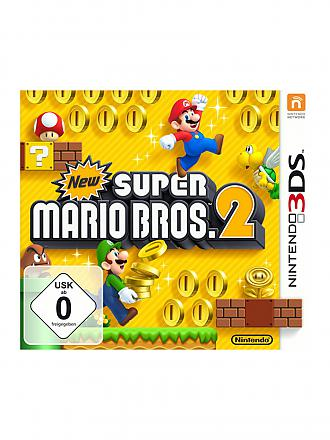 Nintendo 3DS | New Super Mario Bros 2. | transparent