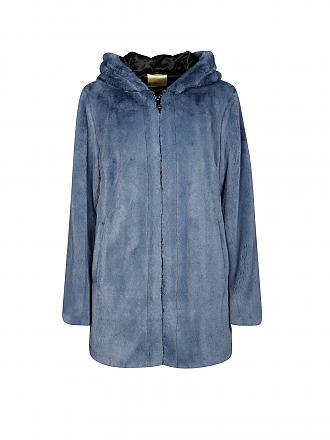 "OAKWOOD | Jacke in Pelzoptik ""Digital"" 