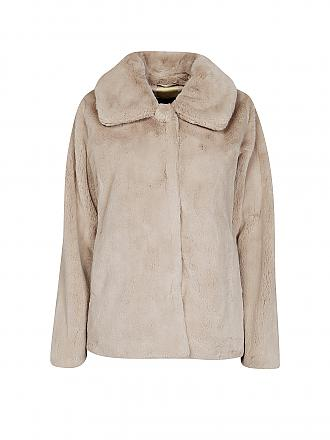 "OAKWOOD | Jacke in Pelzoptik ""Sound"" 
