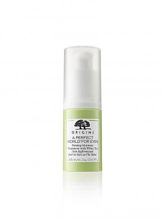 ORIGINS | A Perfect World™ -  Firming Moisture Treatment For Eyes 15ml | transparent