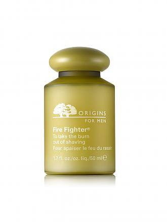 ORIGINS | For Men - Fire Fighter To Take The Burn Out Of Shaving 50ml | transparent
