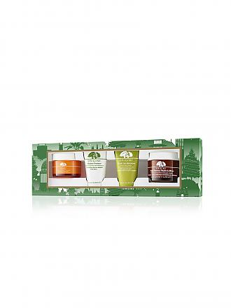 ORIGINS | Rest and Recharge Set (2x50ml und 2x30ml) | transparent