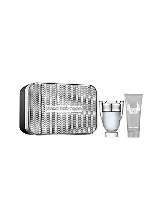PACO RABANNE | Duftset - Invictus Eau de Toilette Spray 100ml/Shower Gel 100ml | transparent