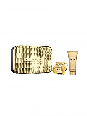 PACO RABANNE | Duftset - Lady Million Eau de Parfum Spray 30ml/Body Lotion 100ml | transparent