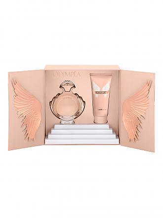 PACO RABANNE | Duftset - Olympea Eau de Parfum Spray 50ml/Body Lotion 100ml | transparent