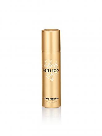 PACO RABANNE | Lady Million Deodorant Spray 150ml | transparent