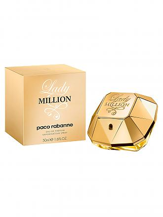 PACO RABANNE | Lady Million Eau de Parfum  Spray 50ml | transparent