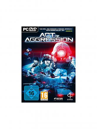 PC | Act of Aggression | transparent