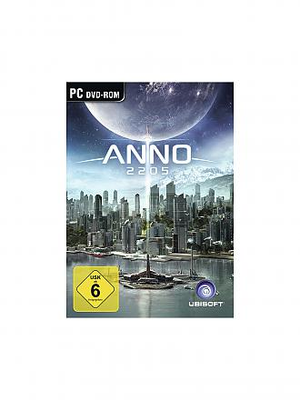 PC | Anno 2205 | transparent