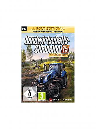 PC | Landwirtschafts-Simulator 15 (Gold Edition) | transparent