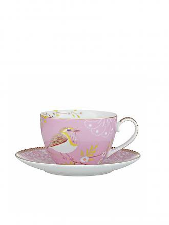 "PIP STUDIO | Cappuccino-Tasse und Untertasse ""Early Bird"" 