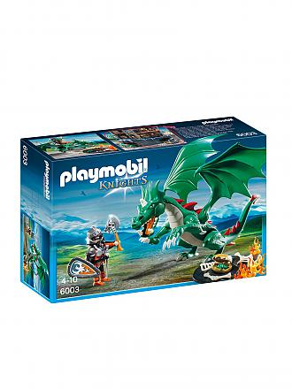 PLAYMOBIL | Großer Burgdrache | transparent