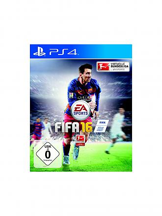 PLAYSTATION 4 | FIFA 16 | transparent