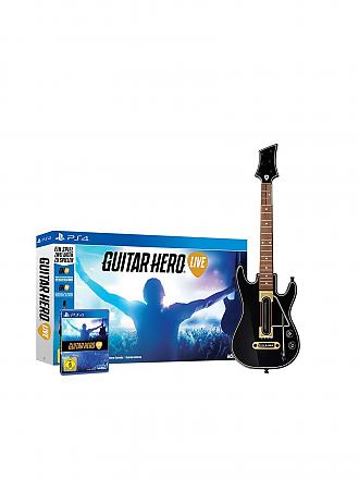 PLAYSTATION 4 | Guitar Hero LIVE | transparent