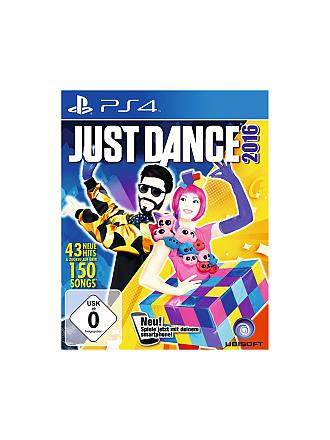 PLAYSTATION 4 | Just Dance 2016 | transparent
