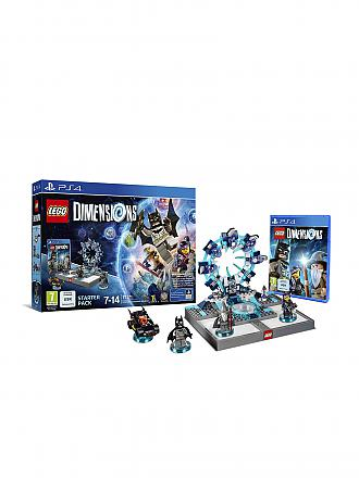 PLAYSTATION 4 | LEGO DIMENSIONS - Starter Pack | transparent