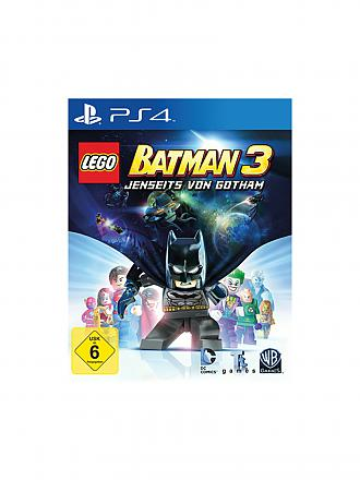 "PLAYSTATION 4 | Lego - Batman 3 ""Jenseits von Gotham"" 