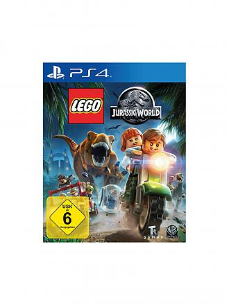 PLAYSTATION 4 | Lego - Jurassic World | transparent