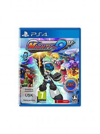 PLAYSTATION 4 | Mighty No.9 Ray Edition | transparent