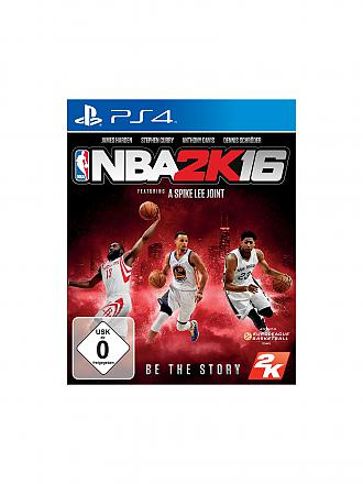 PLAYSTATION 4 | NBA 2K16 | transparent