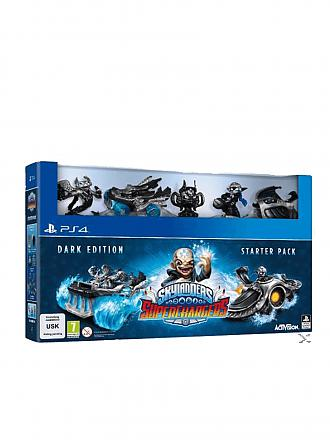"PLAYSTATION 4 | Skylanders Superchargers - Starter Pack ""Dark"" 