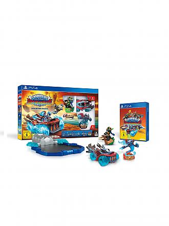 PLAYSTATION 4 | Skylanders Superchargers - Starter Pack | transparent