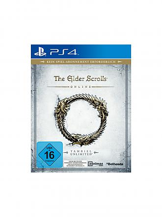 PLAYSTATION 4 | The Elder Scrolls | transparent
