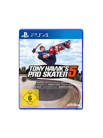 PLAYSTATION 4 | Tony Hawks - Pro Skater 5 | transparent